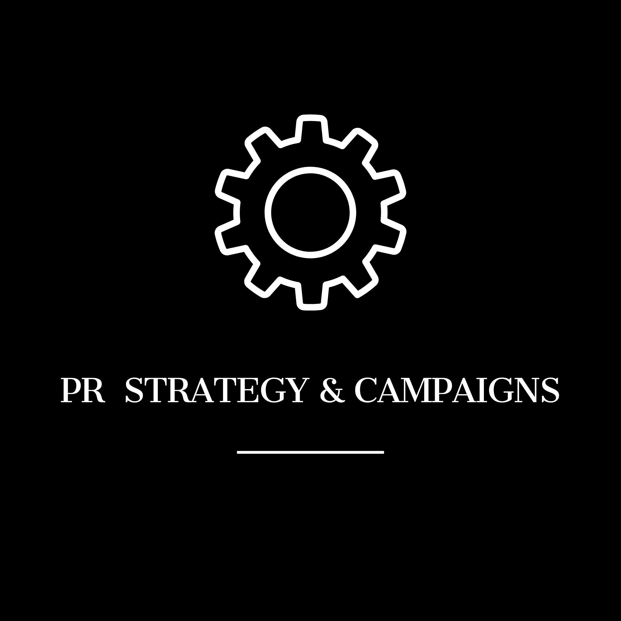 PR Strategy & Campaigns